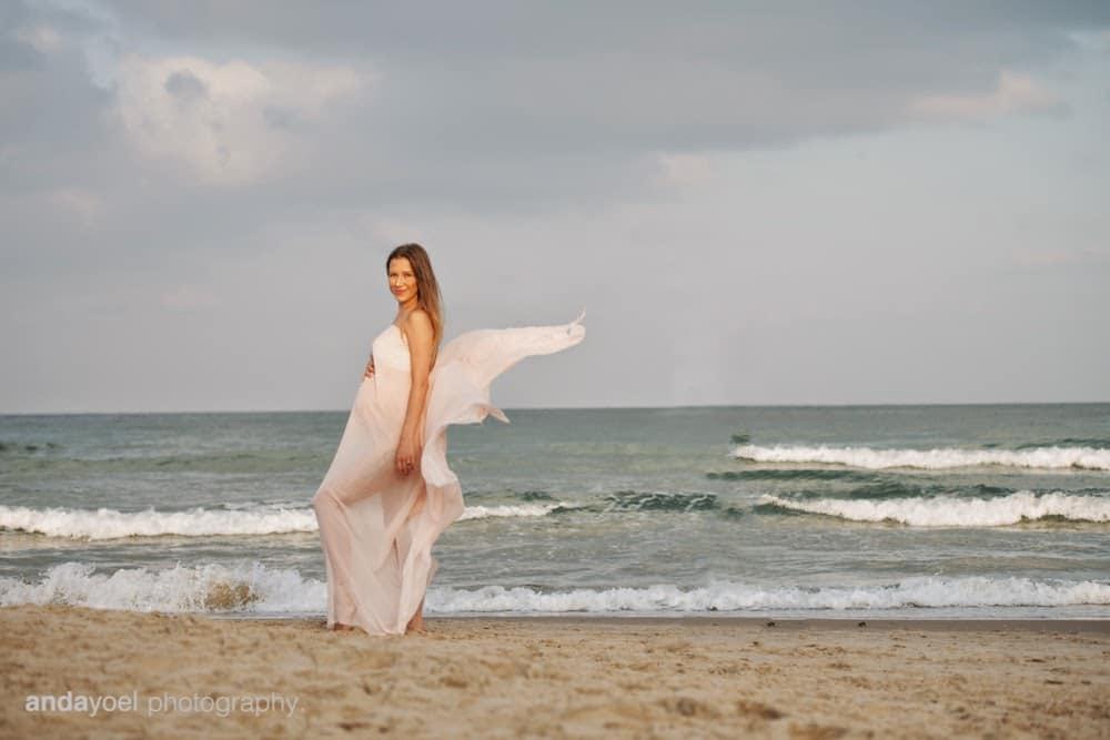 צילומי הריון, אנדה יואל