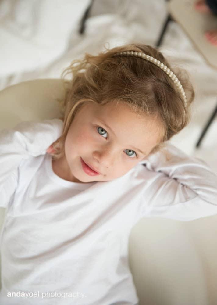 צילוםמי ילדים, אנדה יואל