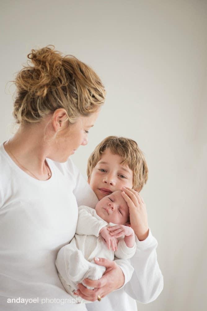 צילום משפחה וילדים, אנדה יואל