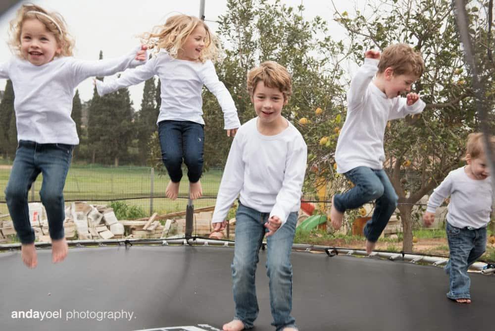 צילומי משפחה וילדים, אנדה יואל