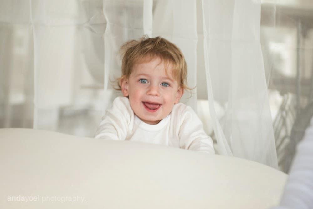 צילום תינוקות, אנדה יואל