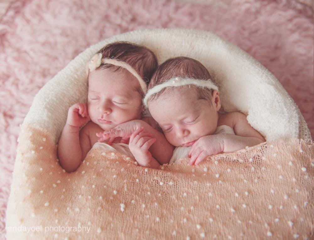 צילומי תאומים