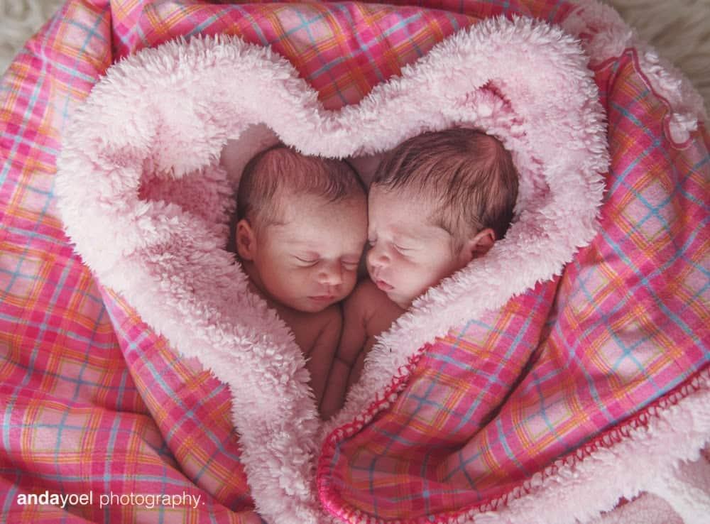צילום ניובורן תאומים