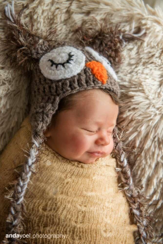 צילום תינוקות ניובורן