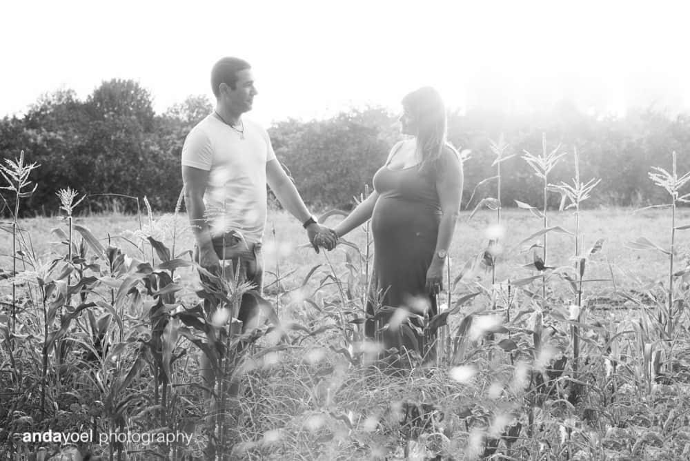 צילומי הריון בטבע, אנדה יואל