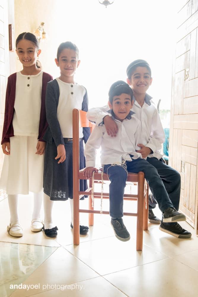 צילום ילדים, צילומי משפחה