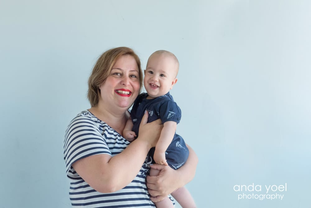 צילומי משפחה , אנדה יואל