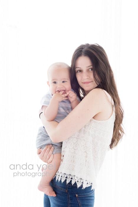 צילומי תינוקות ומשפחה , אנדה יואל