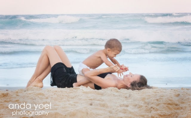 צילומי תינוקות - אנדה יואל