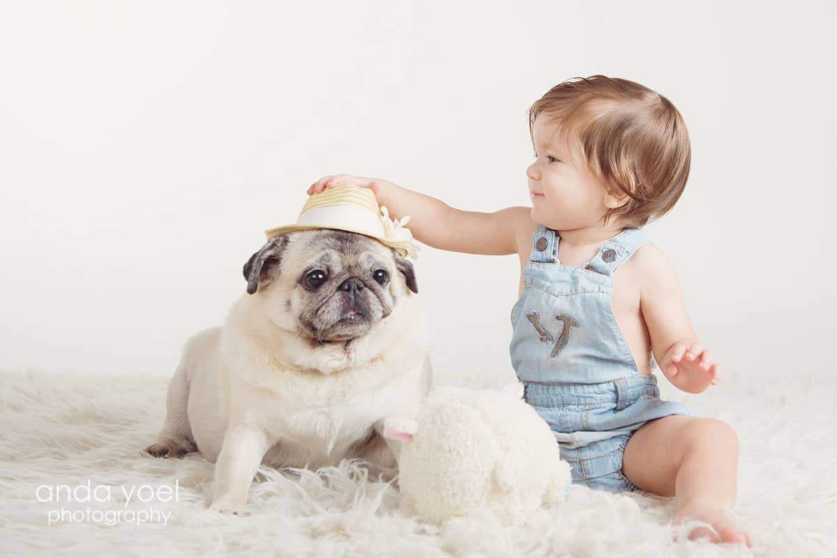 צילום תינוקות בסטודיו - אנדה יואל