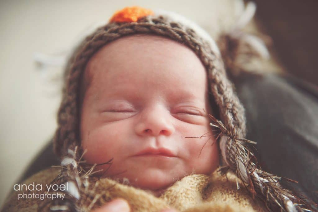 צילומי ניובורן תאומים - אנדה יואל