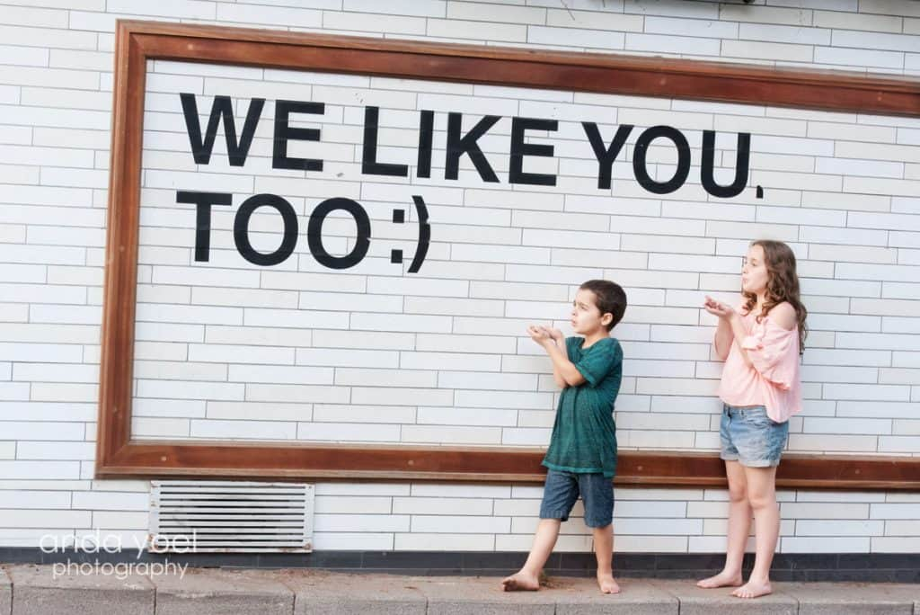 צילומי ילדים תל אביב