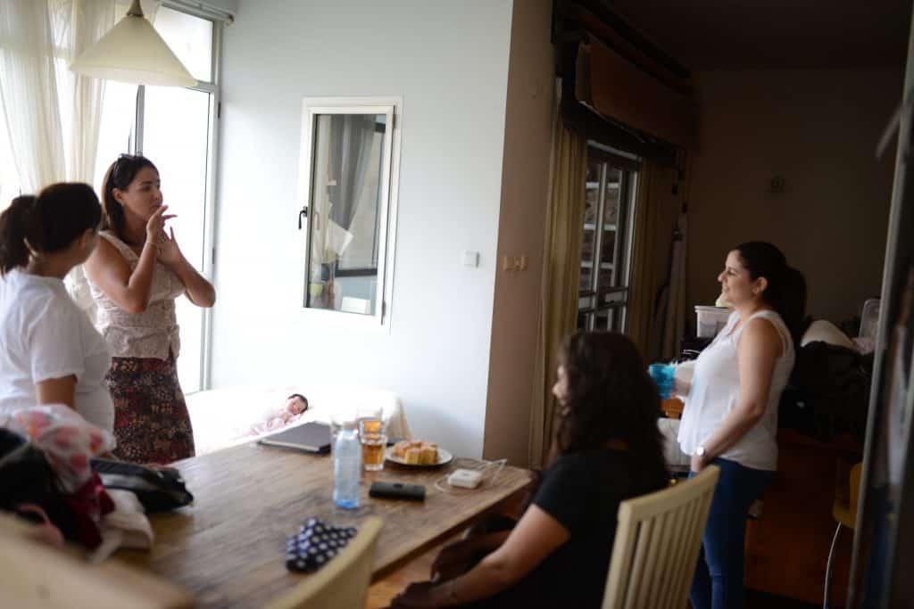סדנת ניהול עסק לצלמות - אנדה יואל