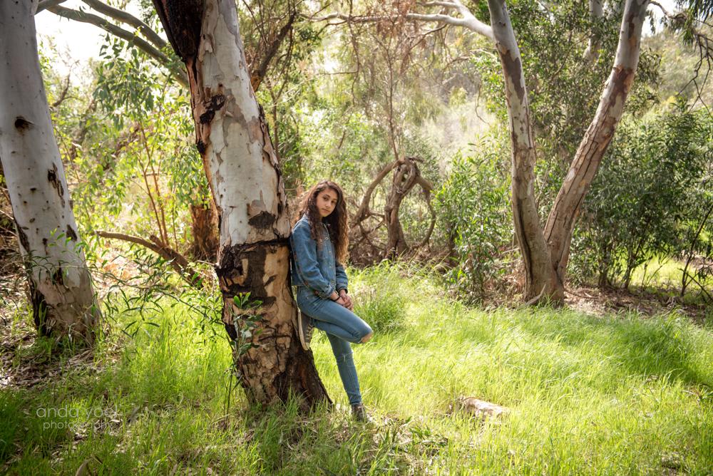 בוק בת מצווה בטבע - אנדה יואל