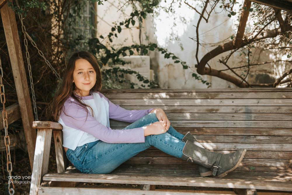 סדנת צילום עם אנדה יואל - פעילות בת מצווה