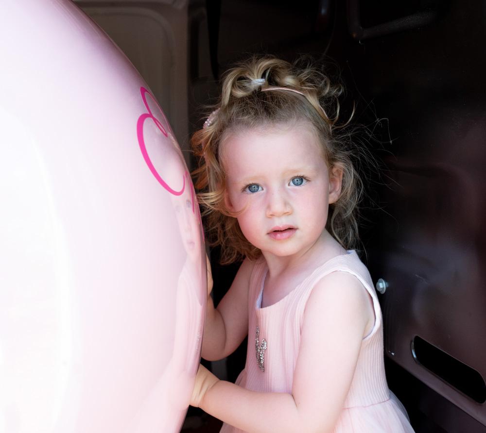 שונית חמד ביום הולדת 3 לאמי המתוקה - אנדה יואל