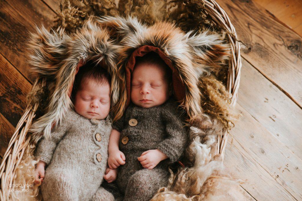 צילומי ניו בורן תאומים - אנדה יואל