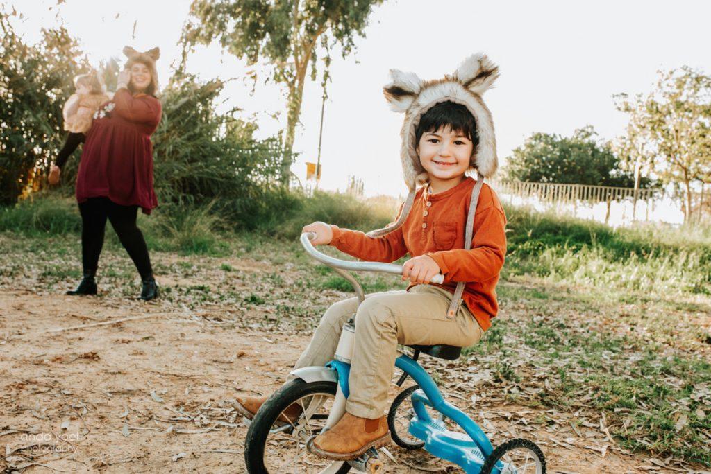 צילומי ילדים ומשפחה, אנדה יואל