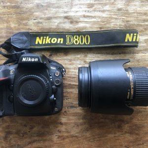 Nikon D800 עדשה ניקון 24-70 2.8G ED