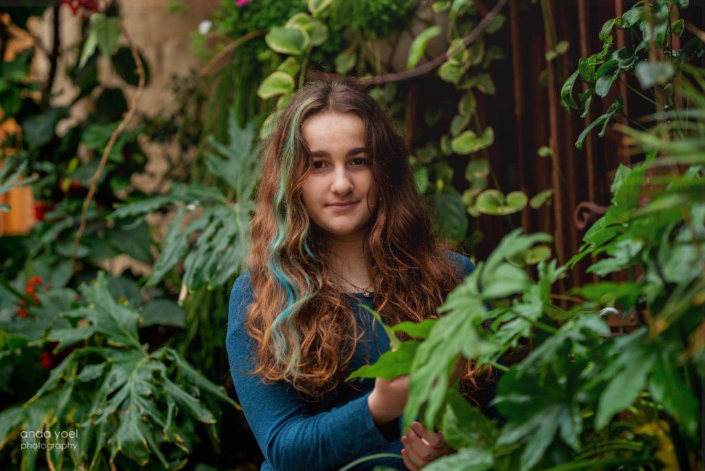 בוק בת מצווה בתל אביב - אנדה יואל