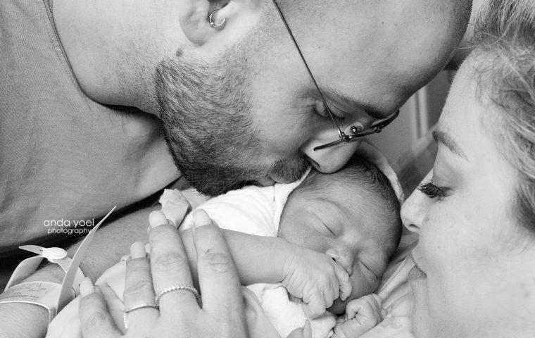 ליהיא גרינר ילדה – צילום לידה – צילומי לידה