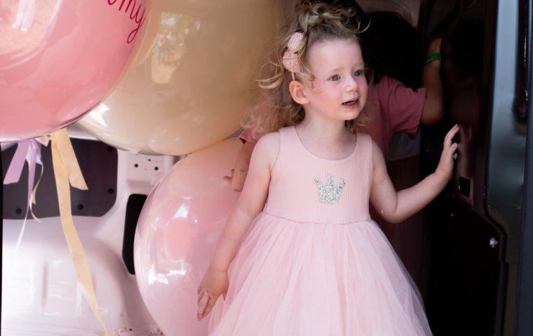 יום הולדת 3 לאמי הנסיכה. שונית חמד
