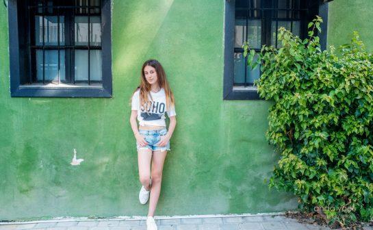 בת מצווה - צילומי בוק בתל אביב - צלמת בוק - אנדה יואל
