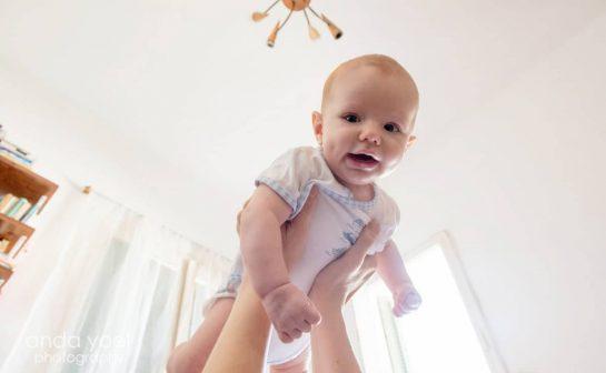 צילום תינוקות בבית - אנדה יואל