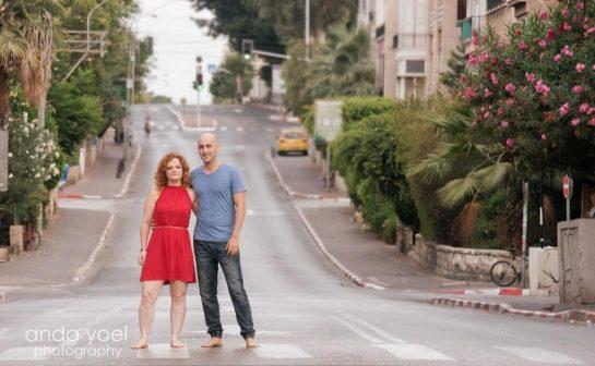 צילומי זוגיות תל אביב