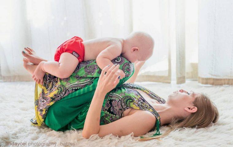 צילום תינוקות בסטודיו אנושקה ובייבי איידן